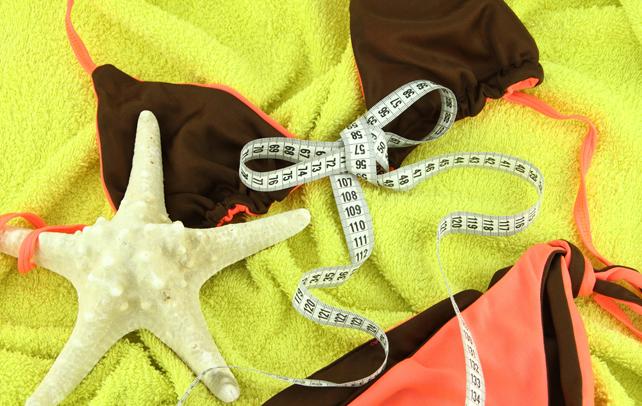 how to determine bikini size