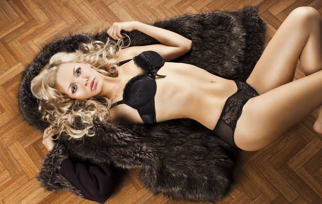how to keep static off lingerie
